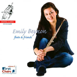 Flute and friends - Emily Beynon